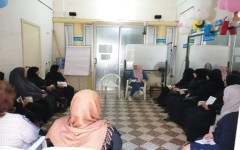 Awareness session on the